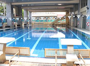 สระว่ายน้ำโรงแรมวังสวนสุนันทา