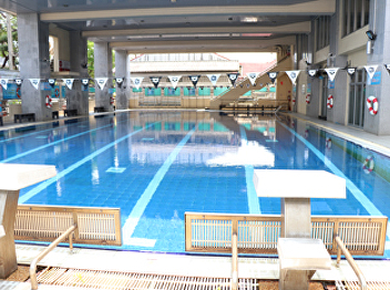 Open Now.. Swimming pool, Suan Sunandha Palace Hotel