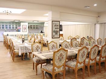 ห้องอาหารแก้วเจ้าจอม โรงแรมวังสวนสุนันทา เปิดให้บริการตามปกติ