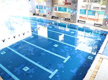 สระว่ายน้ำโรงแรมวังสวนสุนันทา เปิดให้บริการแล้วนะคะ